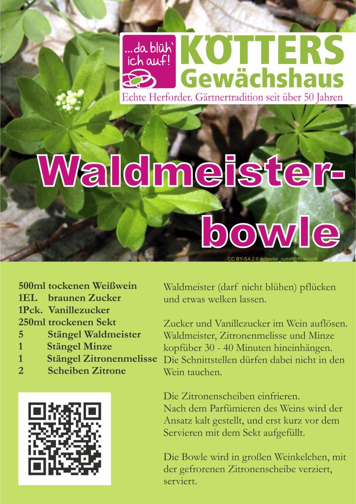 Waldmeisterbowle